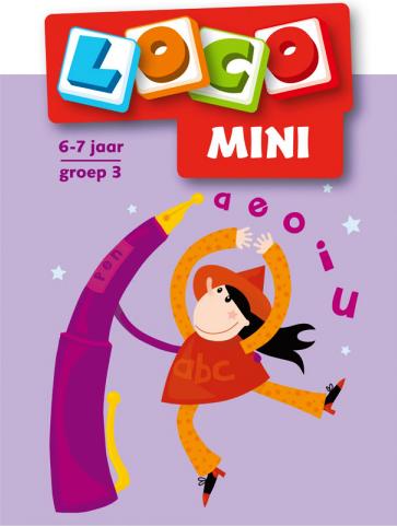 Lekker lezen en spellen | 6 - 7 jaar