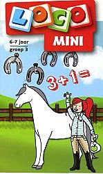 Paarden, eerste sommen | 6 - 7 jaar