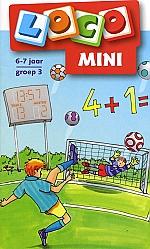 Voetbal, eerste sommen | 6 - 7 jaar