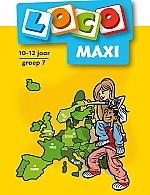 Topografie Europa | vanaf 10 jaar