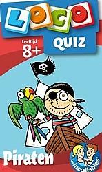 Loco Quiz Piraten | vanaf 8 jaar