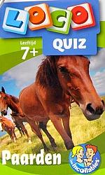 Loco Quiz Paarden | vanaf 7 jaar