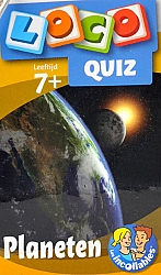 Loco Quiz Planeten | vanaf 7 jaar