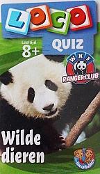 Loco Quiz Wilde dieren | vanaf 8 jaar