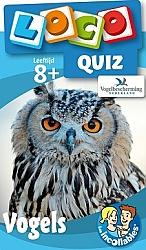 Loco Quiz Vogels | vanaf 8 jaar
