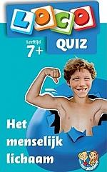 Loco Quiz Het menselijk lichaam | vanaf 7 jaar