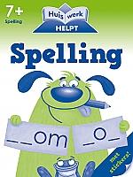 Huiswerk helpt - Spelling | vanaf 7 jaar