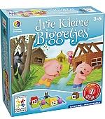 Smart Games - drie Kleine Biggetjes | 3 - 6 jaar
