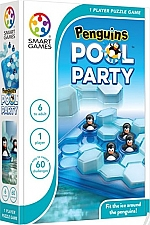 Penguins pool party | 6 - 99 jaar