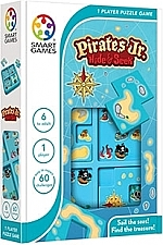 Pirates jr. - Hide & Seek | 6 - 99 jaar
