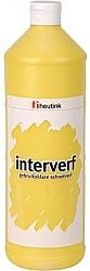 Gouache Interverf - 1 Liter Kanariegeel