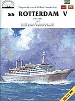 Passagierschip ss Rotterdam V 1:250