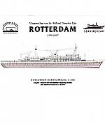 Passagiersschip ss Rotterdam V 1:350