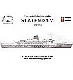 Statendam IV 1:250