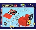 Merkur constructie m 2.1 elektromotor