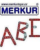 Merkur constructie abeceda