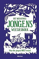 Het megacoole jongens weetjesboek | vanaf 10 jaar