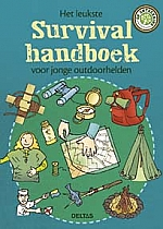 Het leukste survivalhandboek voor jonge outdoorhelden | vanaf 9 jaar