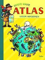 Eerste grote atlas voor kinderen - 7 +
