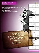 Taalkaarten | Groep 5