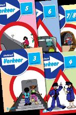 Blokboek Verkeer - Proefpakket | Groep 3 - 8