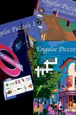 Engelse puzzels - Proefpakket | Groep 5 - 8 + VO