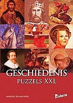 Geschiedenispuzzels XXL | Groep 8