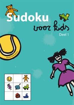 Sudoku voor Kids 1 | Groep 2 - 3