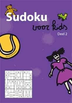 Sudoku voor Kids 2 | Groep 3 - 4