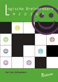 Logische Breinbrekers 2 Medium | Groep 5 - 6
