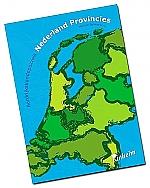 Aardrijkskundepuzzels Nederland Provincies groep 6