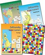 Proefpakket Zelfstan-dig Topo Trainen (6 - 8)