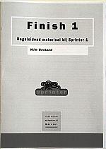 Finish 1 (bij Sprinter 1) | vanaf 9 jaar