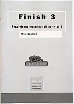 Finish 3 (bij Sprinter 3) | vanaf 9 jaar