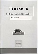 Finish 4 (bij Sprinter 4) | vanaf 9 jaar