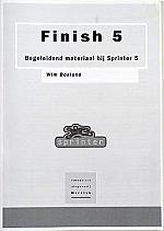 Finish 5 (bij Sprinter 5) | vanaf 9 jaar