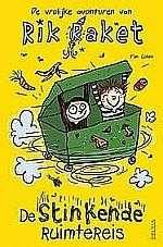De vrolijke avonturen van Rik Raket - De stinkende ruimtereis | 7 - 9 jaar