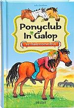 Ponyclub in galop verhalenomnibus | 8 - 11 jaar