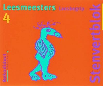 Stenvert Leesmeesters | Groep 4