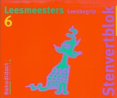 Stenvert Leesmeesters | Groep 6