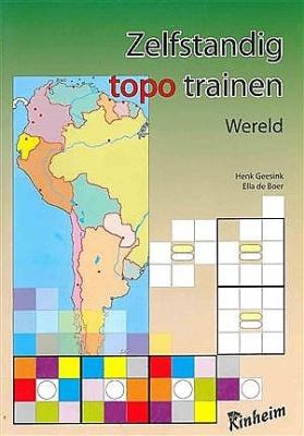 Zelfstandig Topo Trainen Wereld | Groep 8