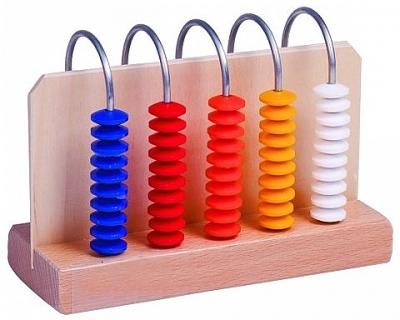 Abacus individueel 5 x 10
