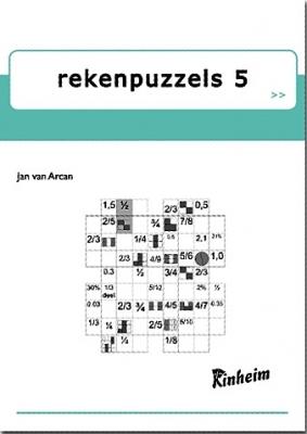 Rekenpuzzels 5 | Groep 7