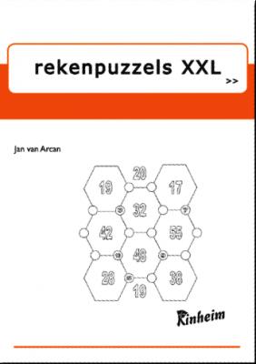 Rekenpuzzels XXL | Groep 6 - 8