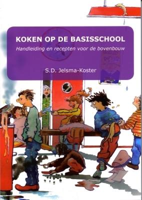 Koken op de bassisschool | 6 - 12 jaar
