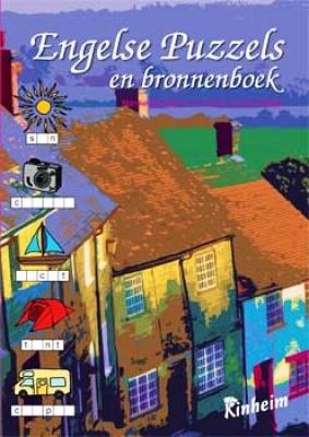 Engelse Puzzels & Bronnenboek | Groep 5 - 8 + VO