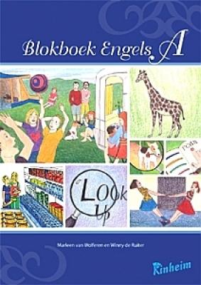 Blokboek Engels A   Groep 5 - 8