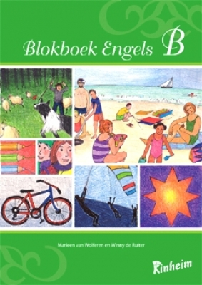 Blokboek Engels B | Groep 5 - 8