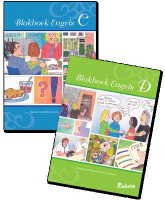 Blokboek Engels Pakket Extra | Groep 5 - 8