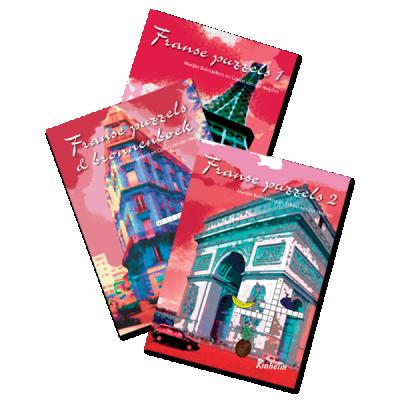 Franse Puzzels - Proefpakket | Groep 7 - 8 + VO